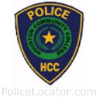 Houston Community College Police Department Patch