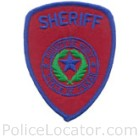 Hunt County Sheriff's Office Patch