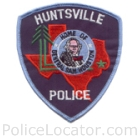 Huntsville Police Department Patch