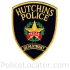 Hutchins Police Department Patch