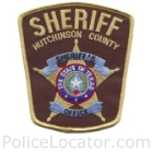 Hutchinson County Sheriff's Office Patch