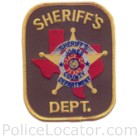 Jones County Sheriff's Office Patch
