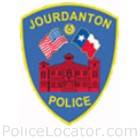 Jourdanton Police Department Patch