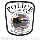 Junction Police Department Patch
