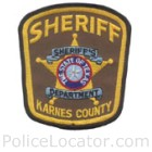 Karnes County Sheriff's Office Patch