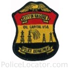 Kilgore Police Department Patch