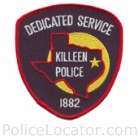 Killeen Police Department Patch