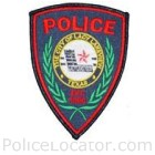 Lacy Lakeview Police Department Patch