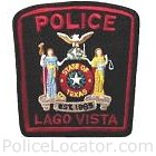 Lago Vista Police Department Patch