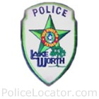 Lake Worth Police Department Patch