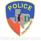 Laredo ISD Police Department Patch