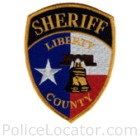 Liberty County Sheriff's Office Patch