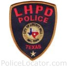 Liberty Hill Police Department Patch