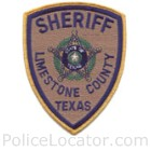 Limestone County Sheriff's Office Patch