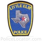 Little Elm Police Department Patch