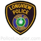 Longview Police Department Patch