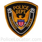 Lorenzo Police Department Patch