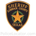 Lubbock County Sheriff's Office Patch
