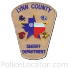 Lynn County Sheriff's Office Patch