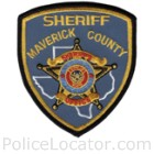 Maverick County Sheriff's Office Patch