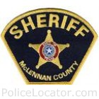 McLennan County Sheriff's Office Patch