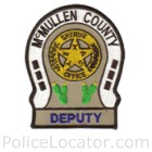 McMullen County Sheriff's Office Patch
