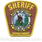 Milam County Sheriff's Office Patch
