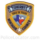 Montague County Sheriff's Office Patch