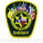 Nacogdoches County Sheriff's Office Patch