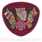Nacogdoches Police Department Patch
