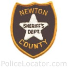 Newton County Sheriff's Office Patch