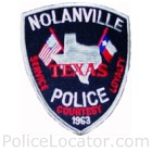 Nolanville Police Department Patch