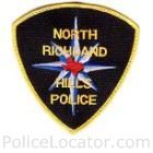 North Richland Hills Police Department Patch