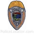 Onalaska Police Department Patch