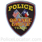 Orange Grove Police Department Patch