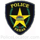 Pantego Police Department Patch