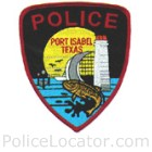Port Isabel Police Department Patch