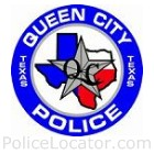 Queen City Police Department Patch