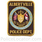 Albertville Police Department Patch