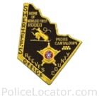 Reeves County Sheriff's Office Patch
