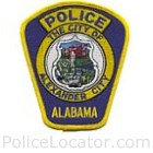 Alexander City Police Department Patch
