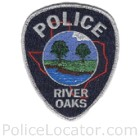River Oaks Police Department Patch