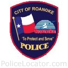 Roanoke Police Department Patch
