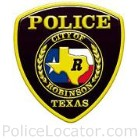 Robinson Police Department Patch