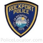 Rockport Police Department Patch