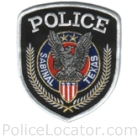 Sabinal Police Department Patch