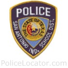 San Antonio ISD Police Department Patch