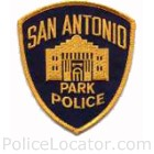 San Antonio Park Police Patch
