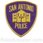 San Antonio Police Department Patch