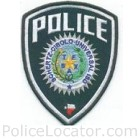 Schertz-Cibolo Universal City ISD Police Department Patch